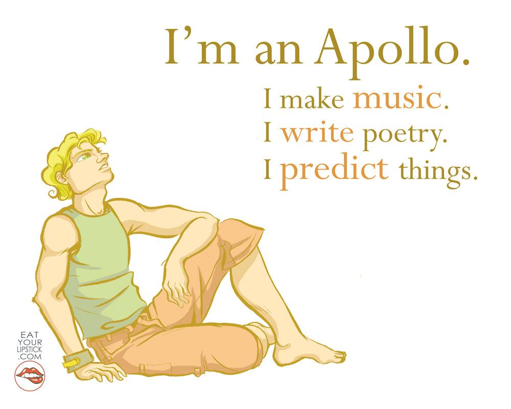 Apollo Cartoon Drawing Apollo_8x10